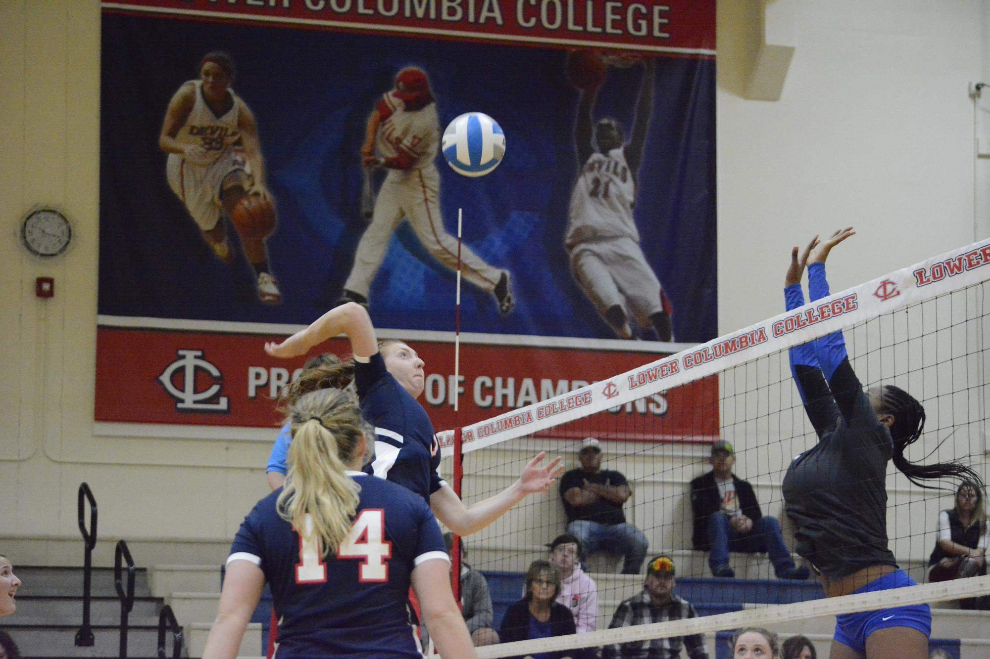 2019 Red Devils Vb Camps Lower Columbia College Athletics